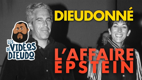 Épisode 38 : Affaire Epstein
