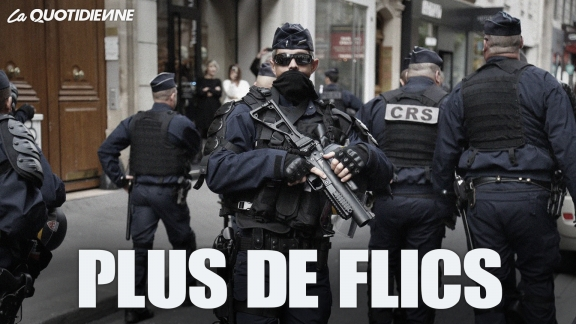 Épisode 227 : Plus de flics